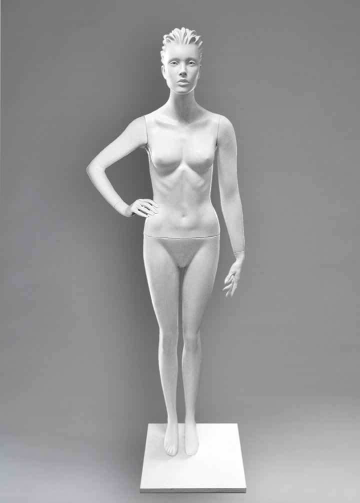 Female mannequin of the Galina series G-03