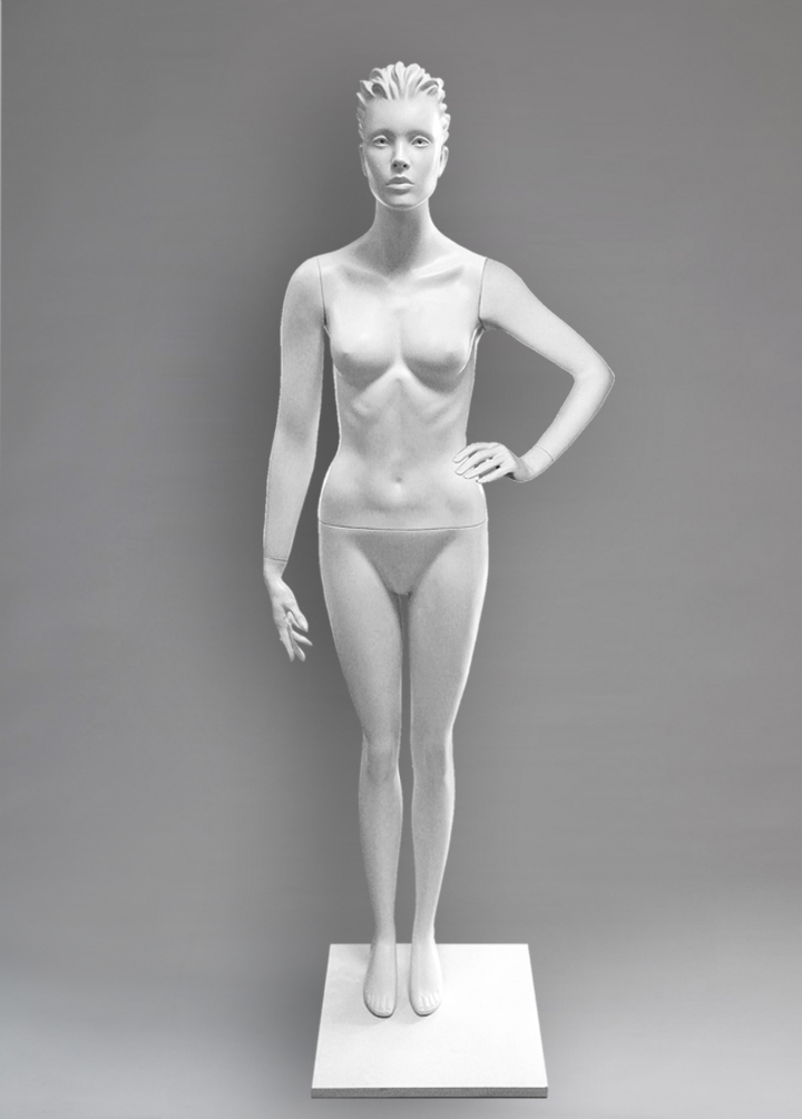 Female mannequin of the Galina series G-04