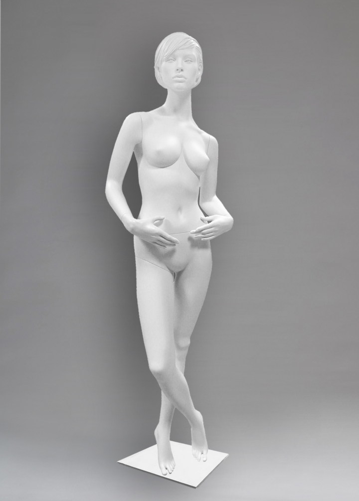 Female mannequin of the Glafira series 01