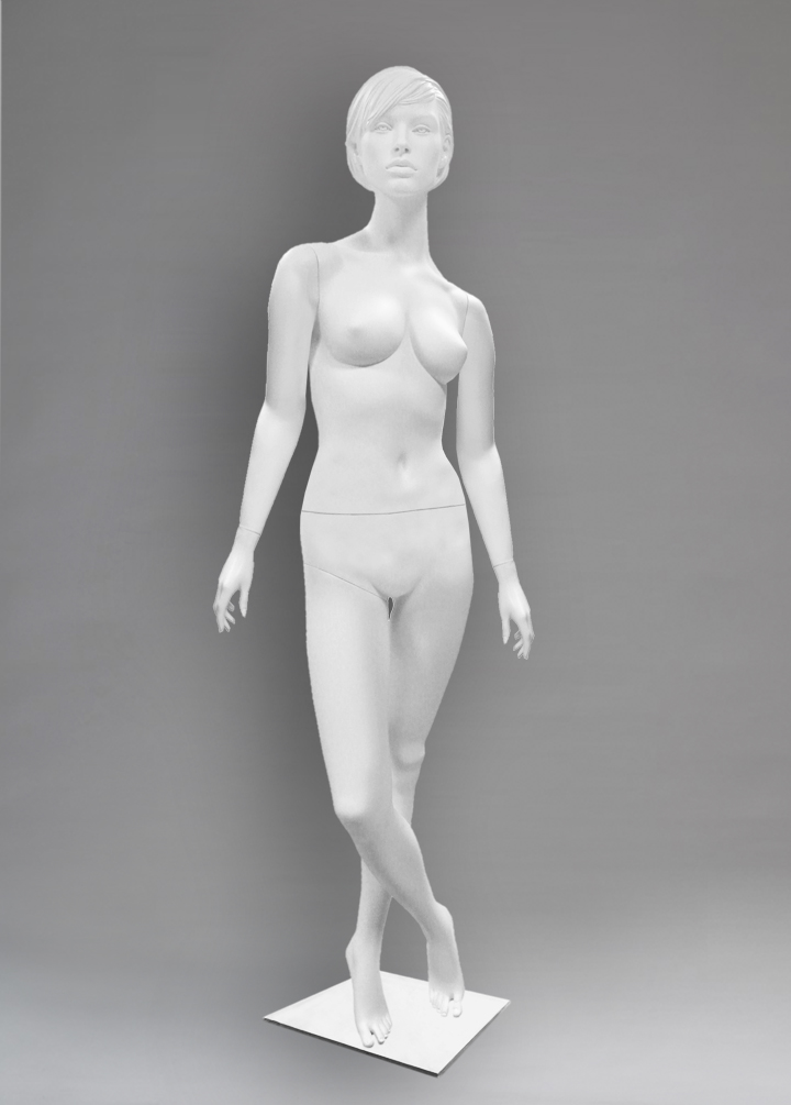 Female mannequin of the Glafira series 02