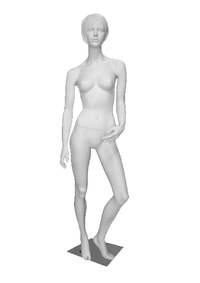 Female mannequin of the series