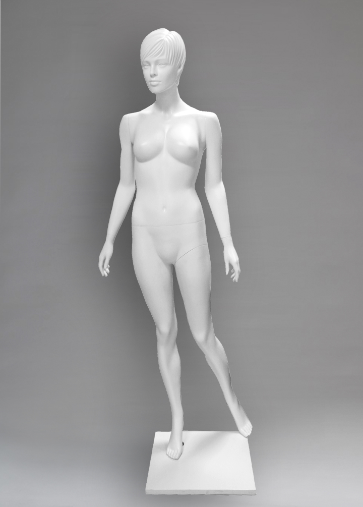 Female mannequin of the Polina series