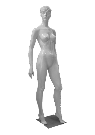 Female mannequin of the Rufina series