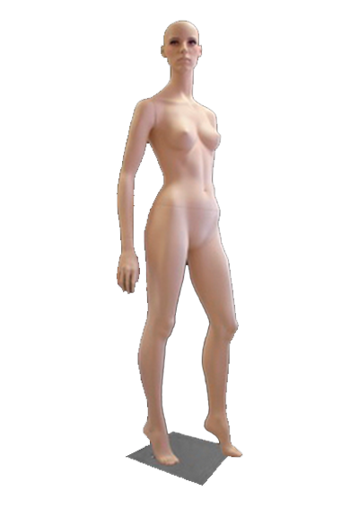 Female mannequin of the Sofia series