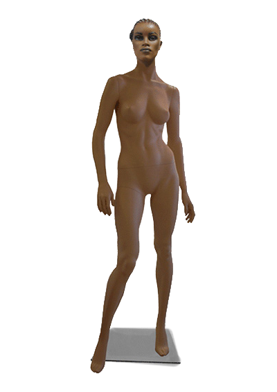 Female mannequin of the Zarina series